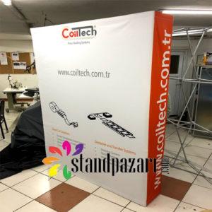 Kumaş-Tekstil-Örümcek-Stand-3x2-ölçüeri-kurulumu-fiyatları-tasarım-şablonu